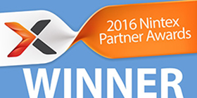 Nintex Partner Award 2016