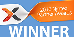 Nintex Partner Award 2016 Winner