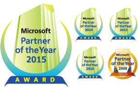 Microsoft Partner of the Year 2015