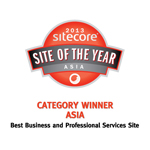 Best Business and Professional Services Site Award