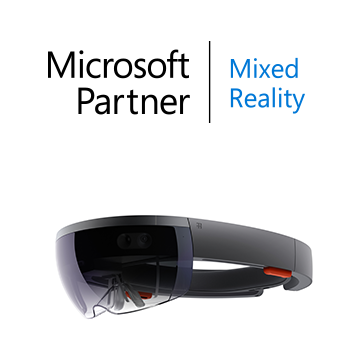 Microsoft Mixed Reality パートナー