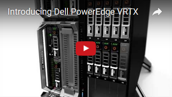 Introducing Dell PowerEdge VRTX [Youtube]