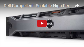 Dell compellent scalable high performance storage solution [Youtube]